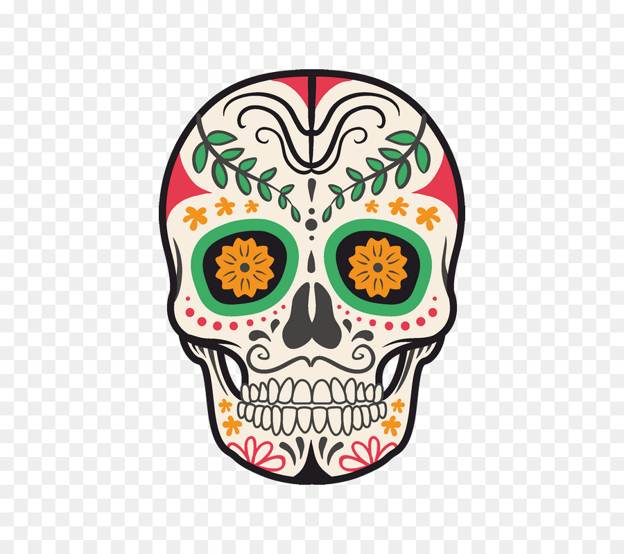 calavera day of the dead mexico skull mexican cuisine skull png