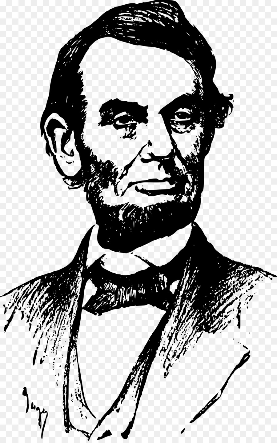 abraham lincoln lincoln memorial president of the united states clip