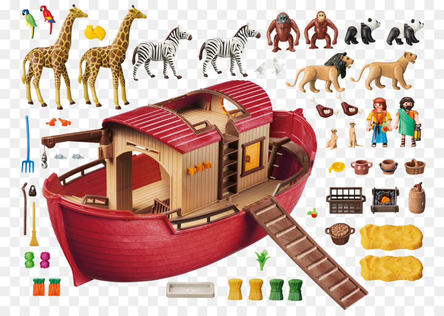 Playmobil Noahu0027s Ark Toy ARK: Survival Evolved Amazon.com   Toy