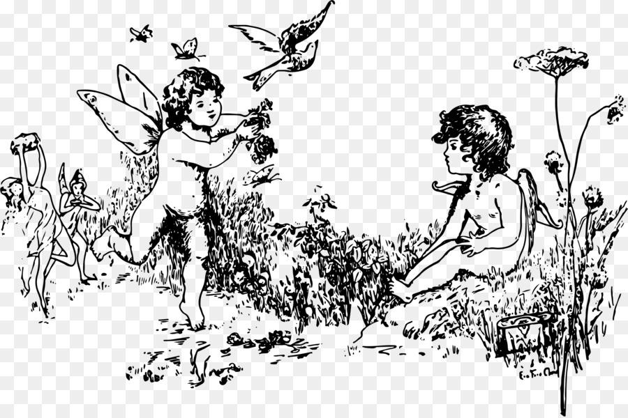 Cupid fairy tale