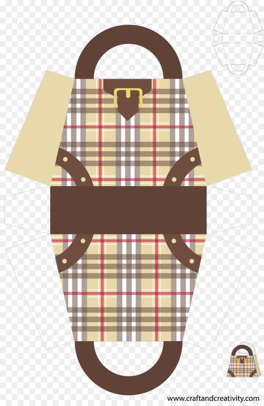 Paper Bag Handbag Mothers Day Bags Template Png Download 1047