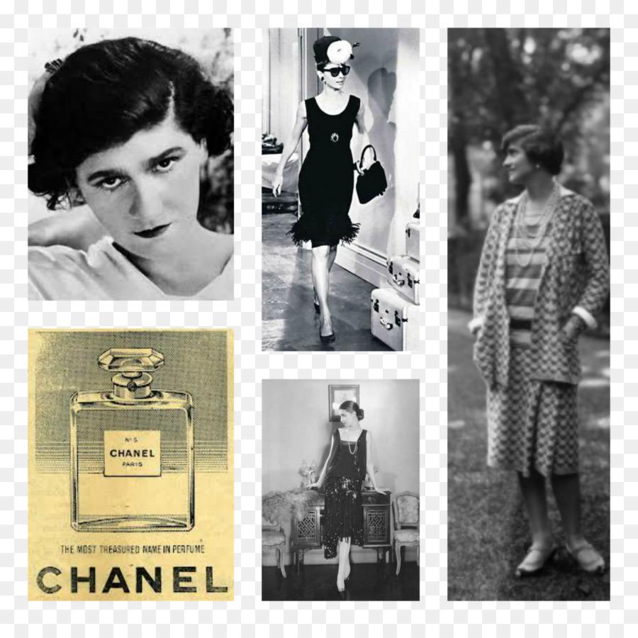 coco chanel 1920s fashion design coco mademoiselle png