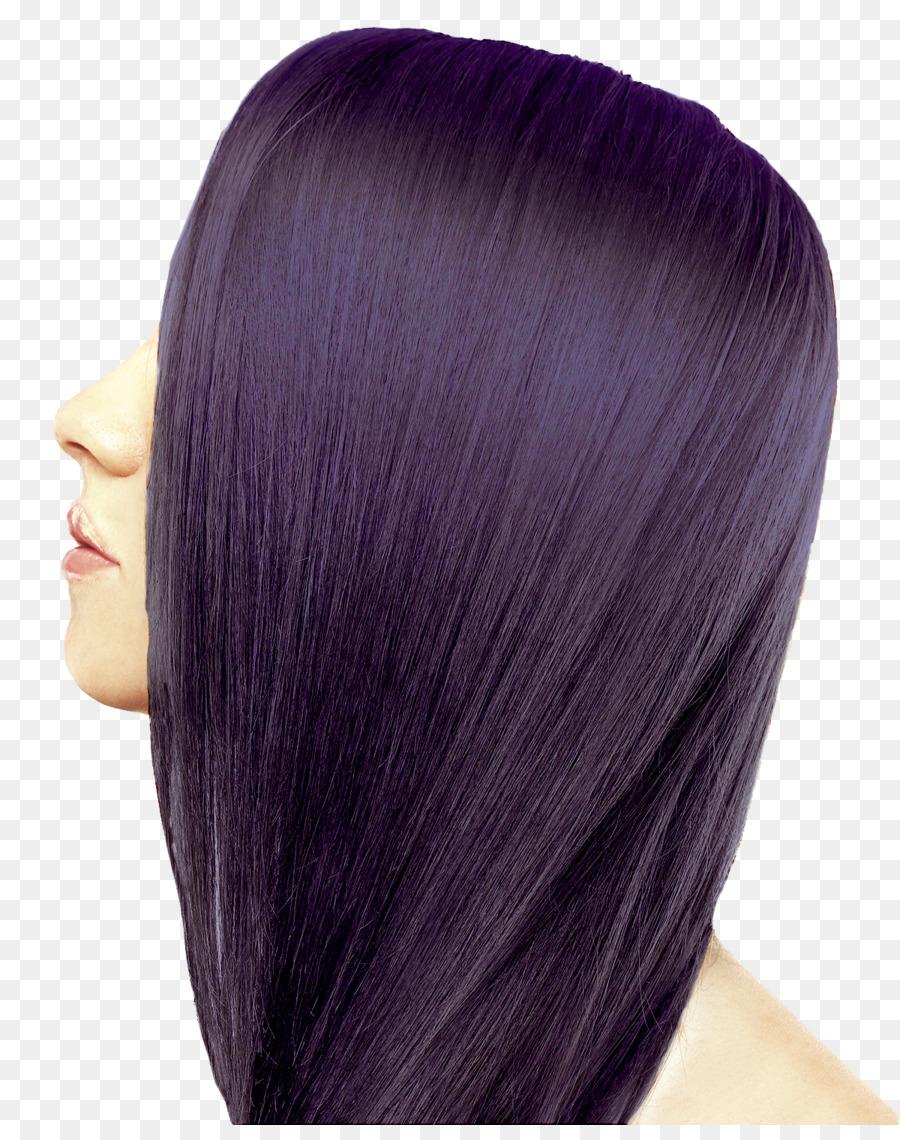 Human Hair Color Hair Coloring Brown Hair Plum Plum Png Download