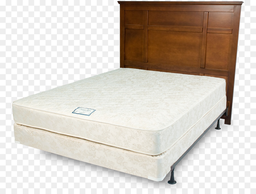 Bed frame Mattress Pads Memory foam Mattress Firm - Mattress png ...