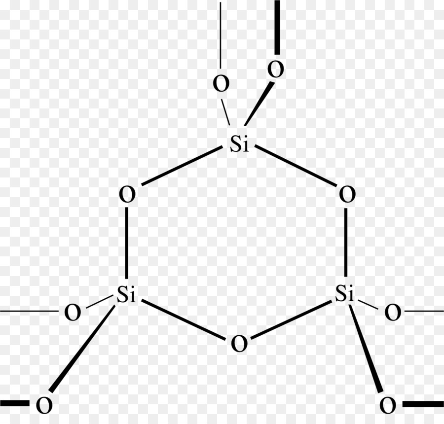 Chemical Structure Silicon Dioxide Covalent Bond Lewis Structure