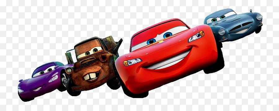 Lightning McQueen Mater Cars Clip Art