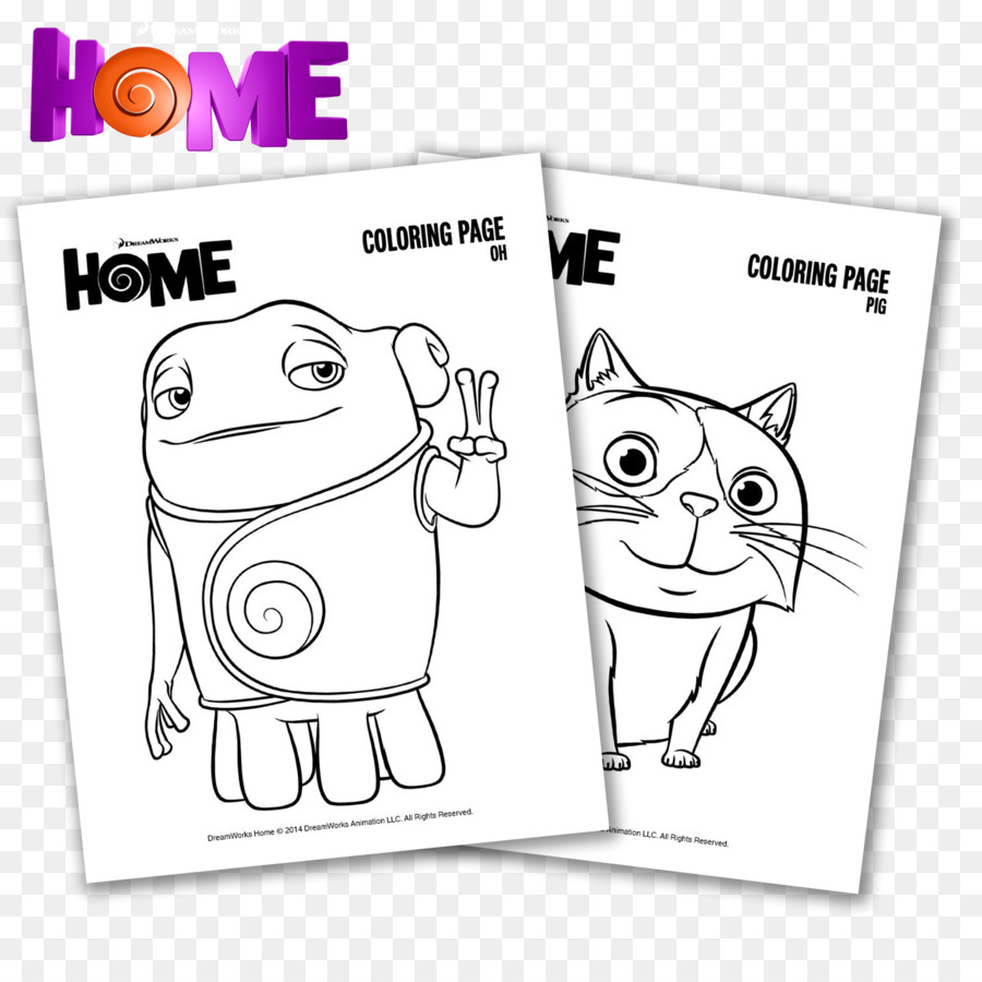Coloring Book Gratuity Tip Tucci DreamWorks Animation Child