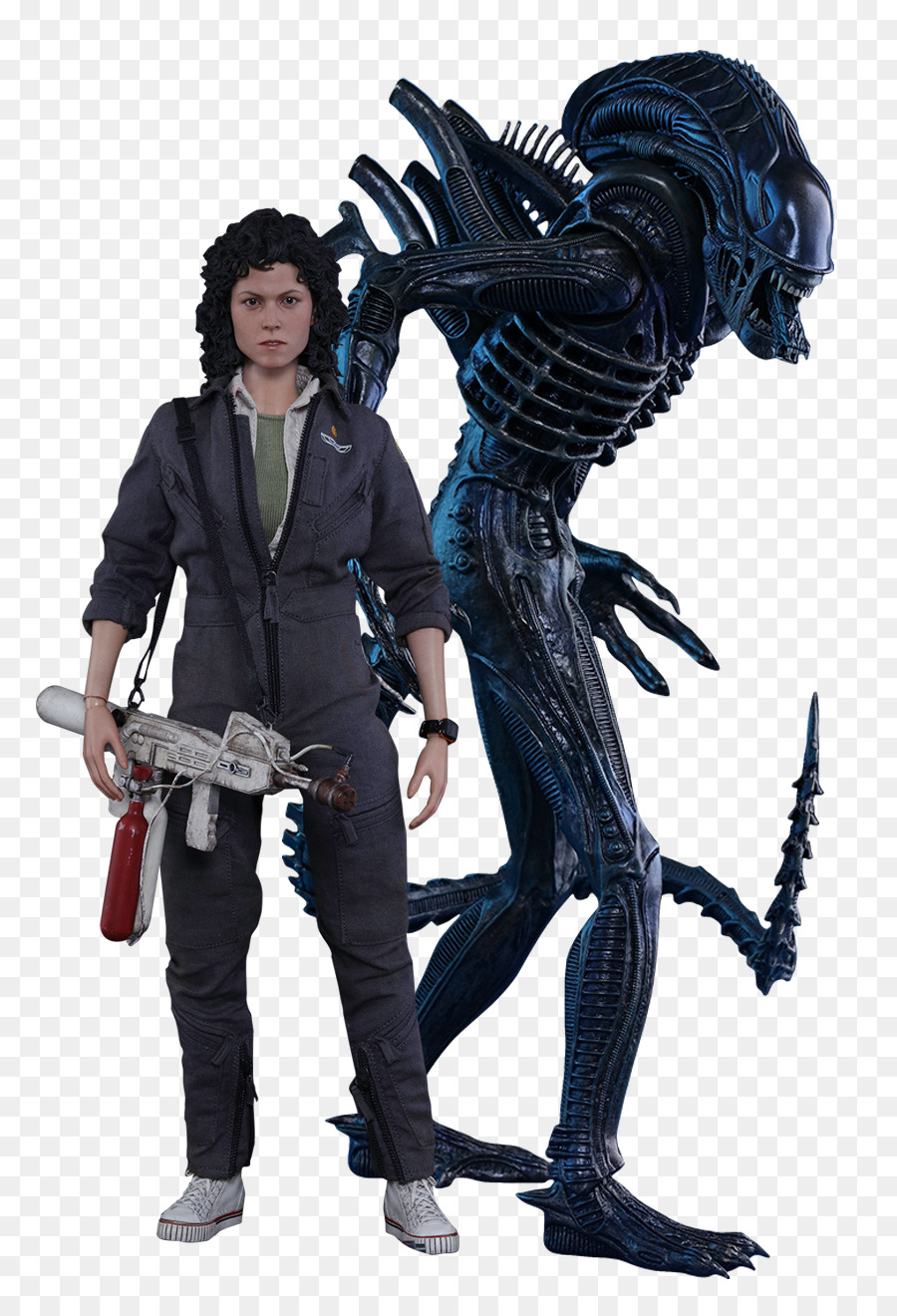 Alien Ellen Ripley Hot Toys Limited 16 Scale Modeling Action Toy 1 6 Figures