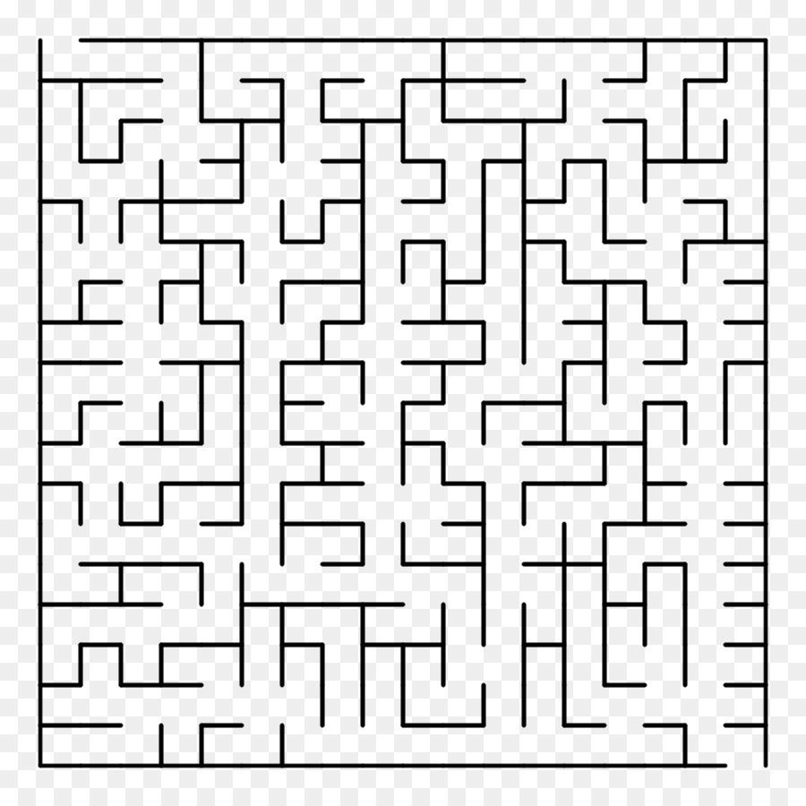 Laberinto algoritmo de generación de Laberinto Rompecabezas ...