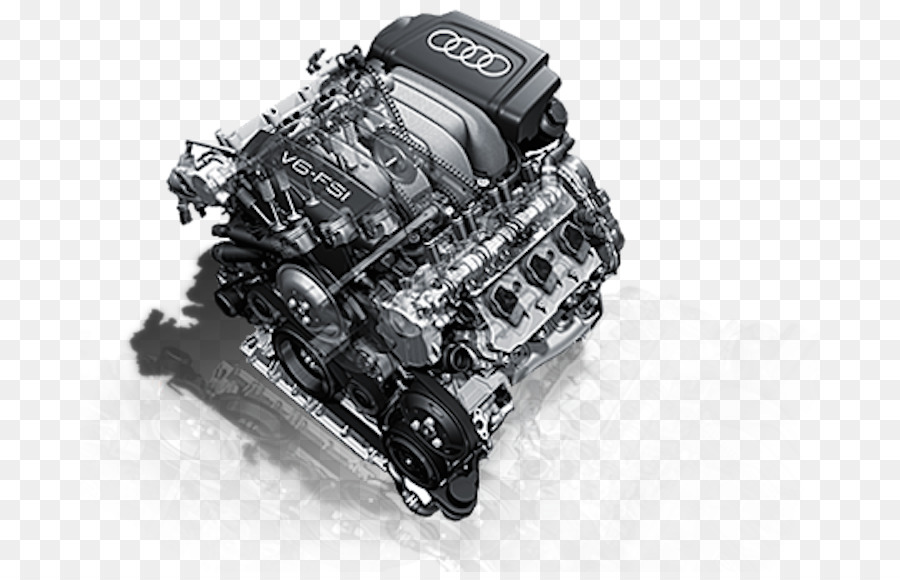 Engine Audi S4 Car Audi A7 Engine Png Download 740 572 Free