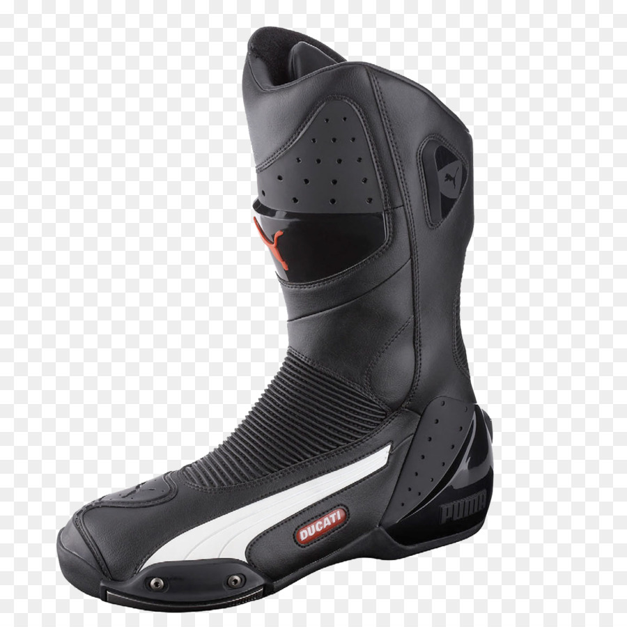 info for 35a66 09878 Motorcycle Boot, Puma, Ducati, Boot PNG