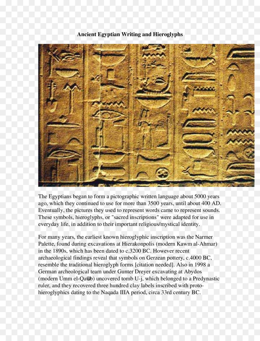 Ancient Egypt Rosetta Stone Egyptian Hieroglyphs Writing Sumerian