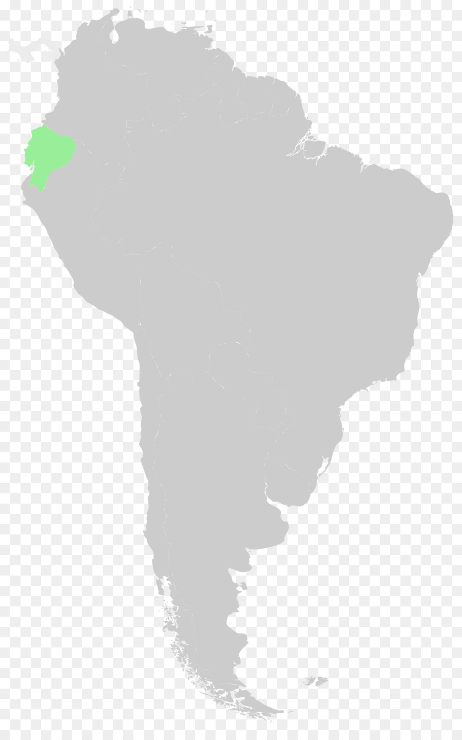 South America Latin America United States Map - united states png ...