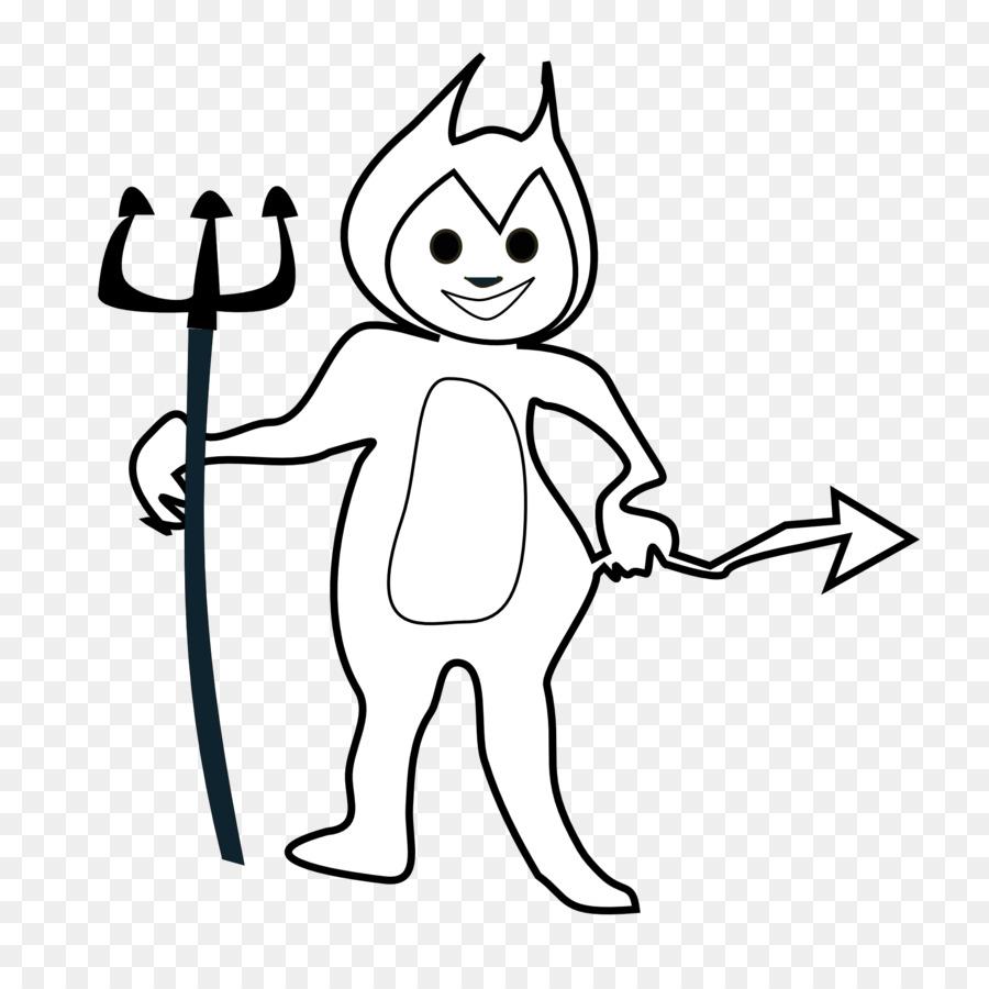 Tasmanian Devil Coloring book Satan Demon - little devil png ...