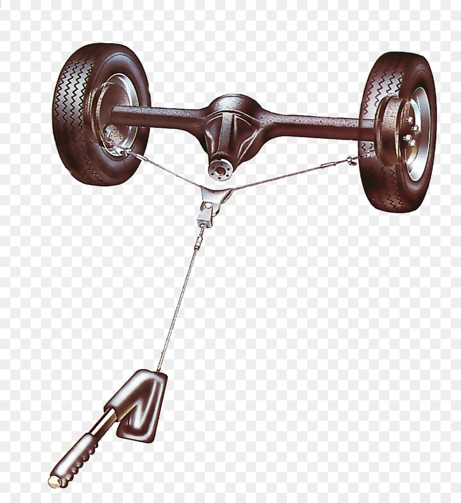 Lincoln Town Car Parking brake Drum brake - Brakes