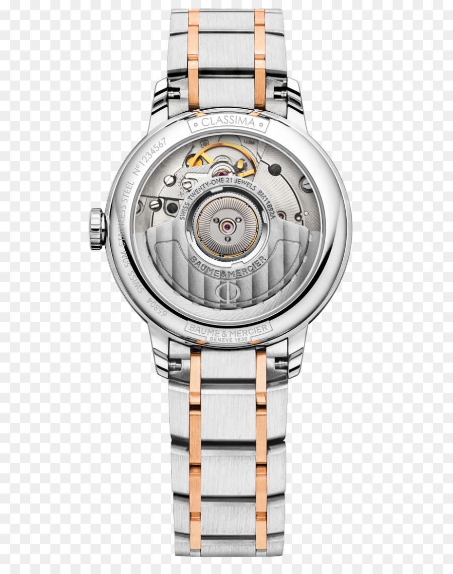 Часы автоподзавод сплав браслет