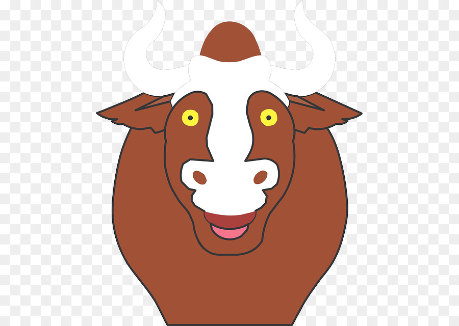 Cattle Pit Bull Horn Golden Smiley And Sad Face Masks Vector Png