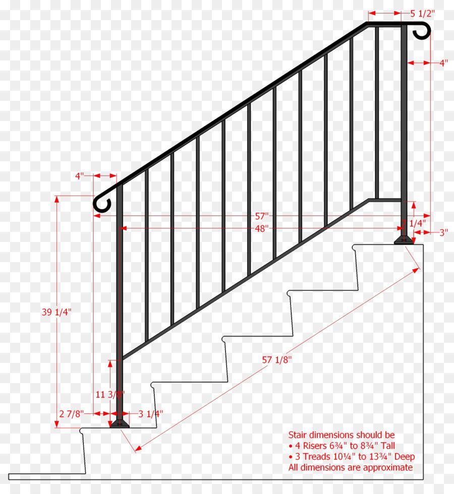Stairs Wrought Iron Handrail Stair Riser   Stairs