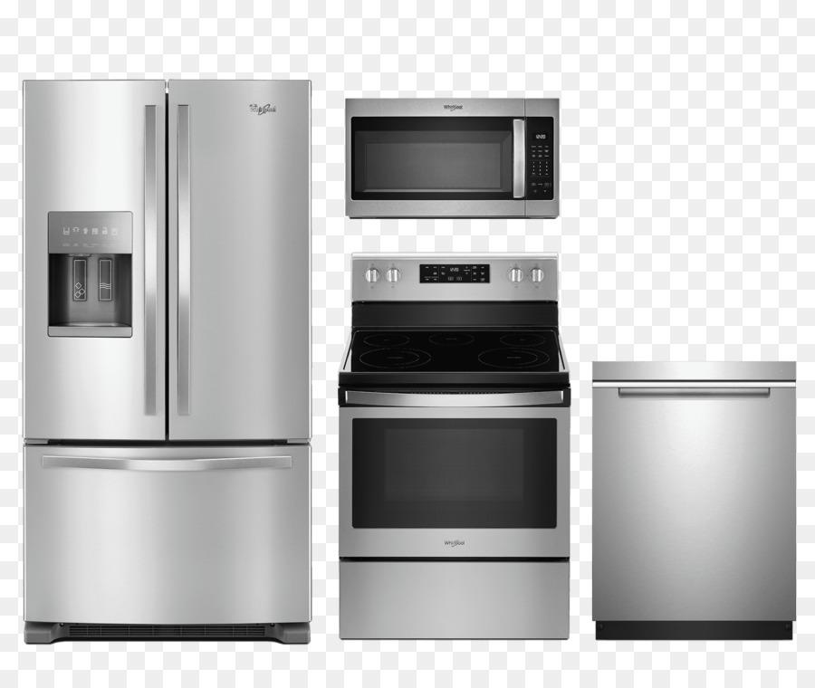 Refrigerator Whirlpool WRF555SDF Home appliance Whirlpool ...