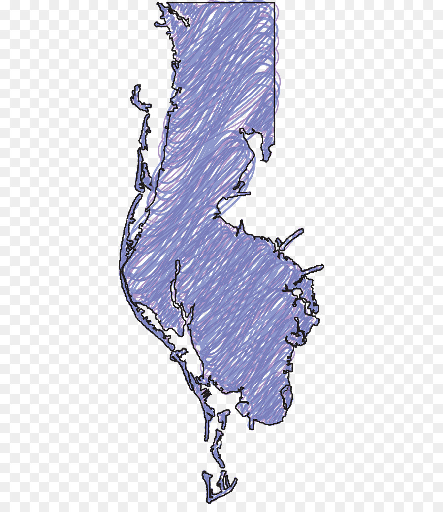 Blank Map Of Florida.Blank Map Polk County Florida Clip Art Map Png Download 418