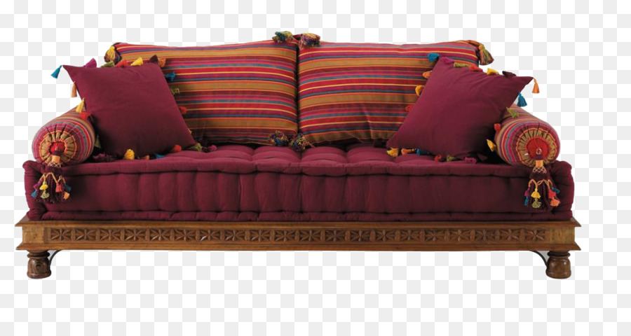 Table Couch Maisons Du Monde Sofa Bed Furniture Table Png