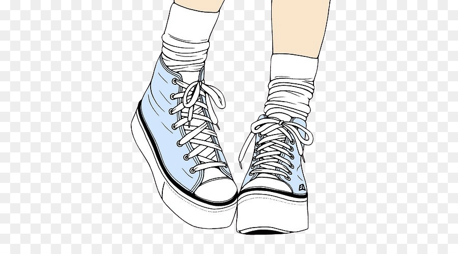 353cffa79167 Converse Drawing Shoe Sneakers Vans - nike png download - 500 500 - Free  Transparent png Download.