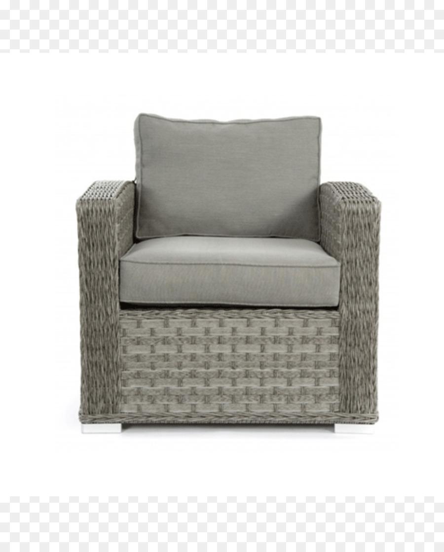 Couch Garten Mobel Stuhl Sofa Bett Sitz Farbige Rattan Png