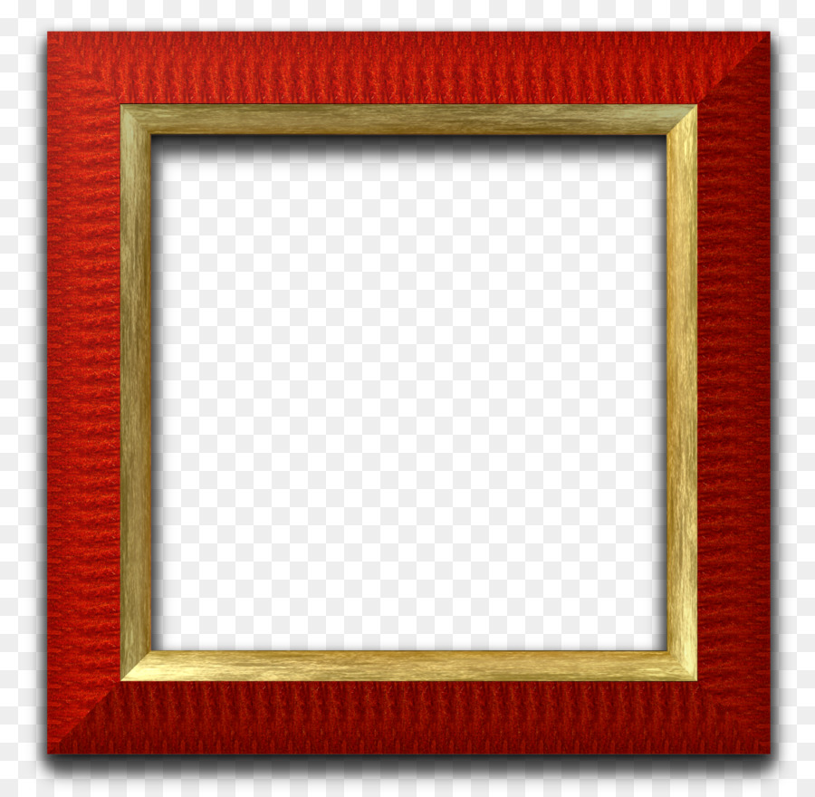 Picture Frames Photography - white frame png download - 1604*1565 ...