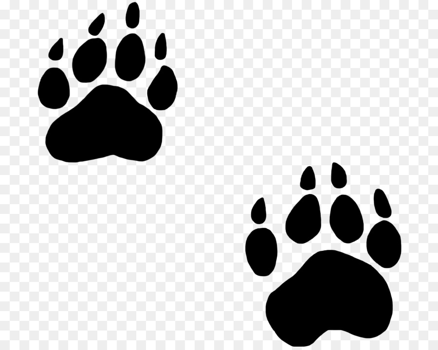 american black bear paw clip art bear png download 800 713 rh kisspng com bear claw clipart bear claw print clip art