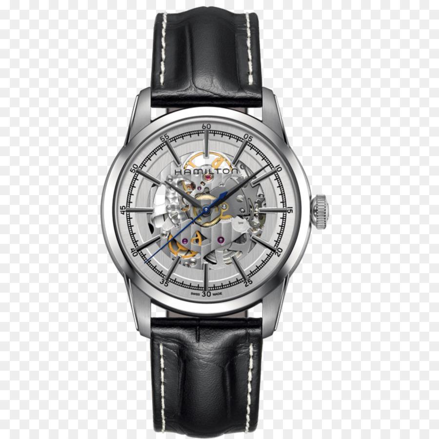 a7af78e47a0 Hamilton Watch Company Esqueleto relógio relógio Automático Jóias - assistir