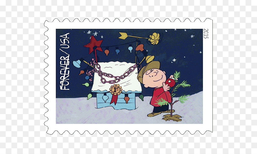 Charlie Brown Pig Pen Snoopy Postage Stamps Television Special