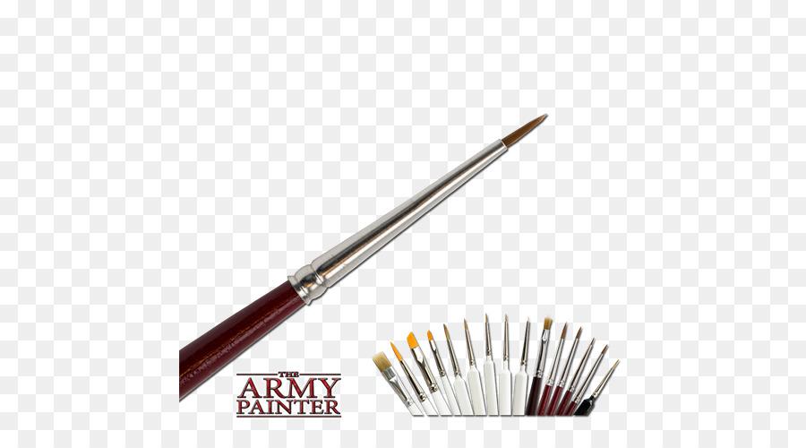 Drybrush Painting Paintbrush Kolinsky Sable Hair Brush Painting
