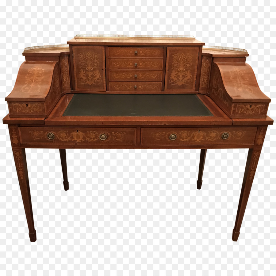 Writing desk Table Secretary desk Carlton House desk - antique table - Writing Desk Table Secretary Desk Carlton House Desk - Antique Table