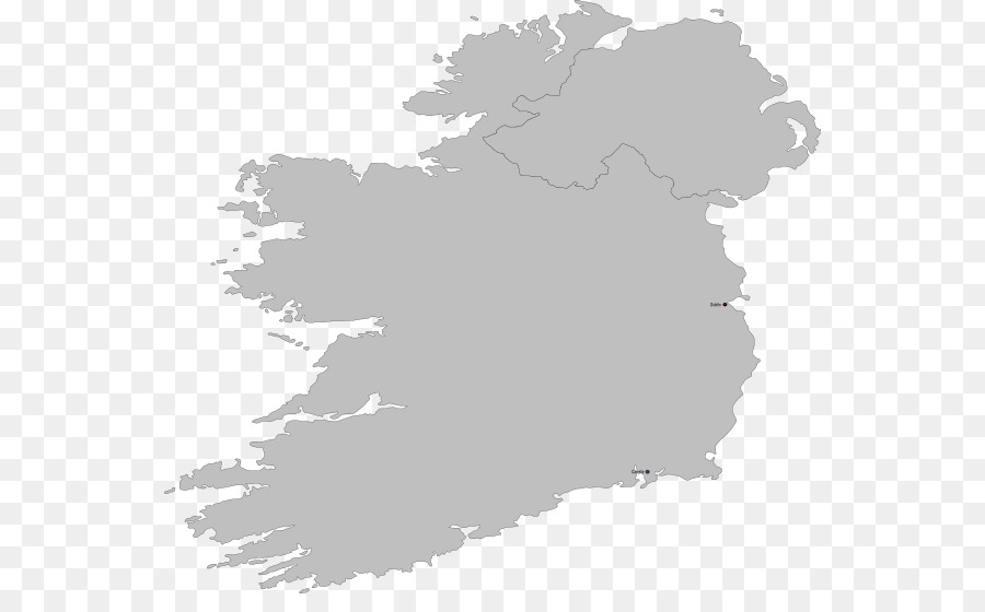 Country Map Of Ireland.Flag Of Ireland Country Map Map Png Download 600 543 Free