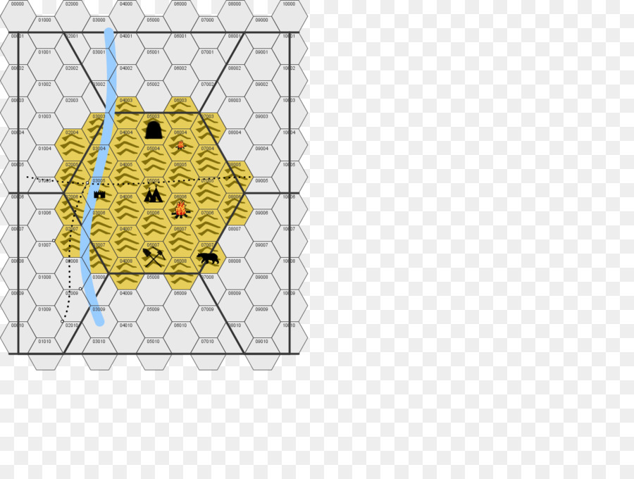 Template Map Diagram Computer Software Pattern - hexagonal title box ...