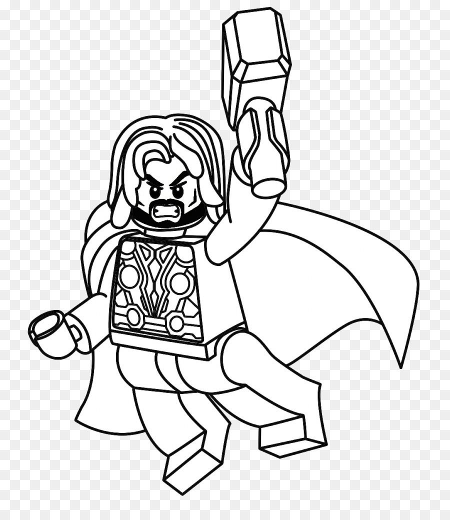 Lego Marvel Super Heroes Lego Marvel S Avengers Thor Bruce Banner