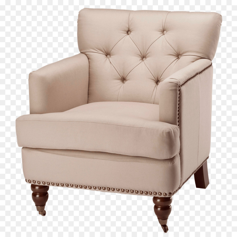 Table Club chair Living room Upholstery - fancy chair png download ...