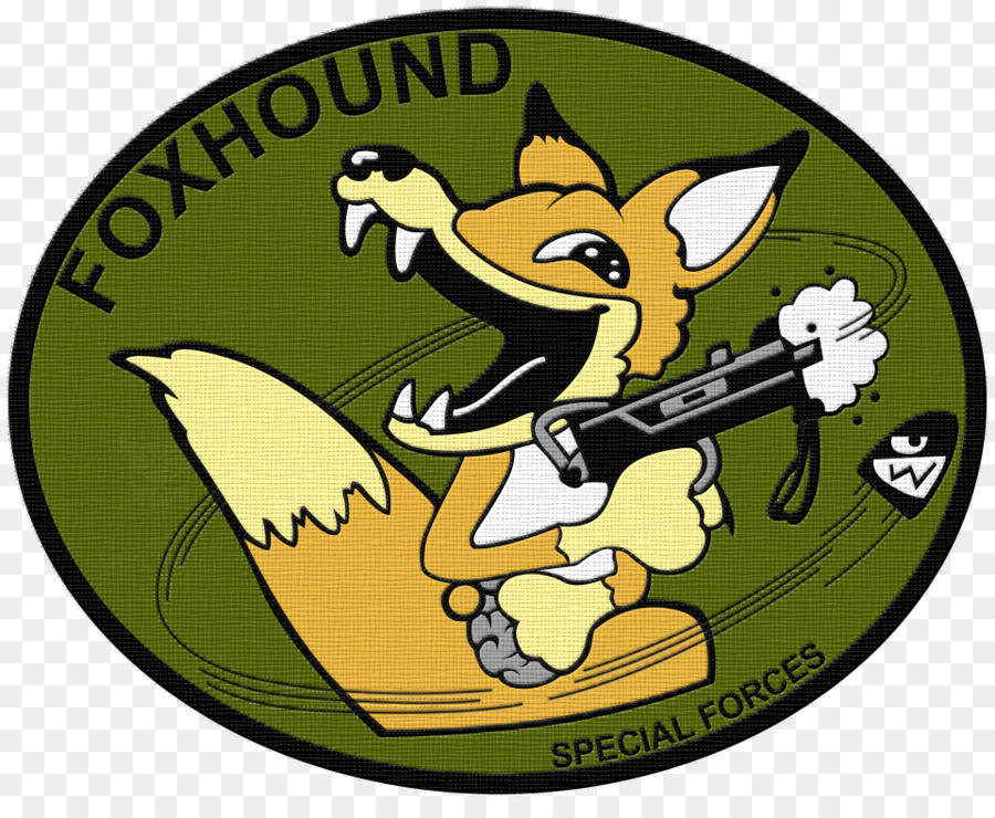Metal Gear Solid Canidae Foxhound Video Game