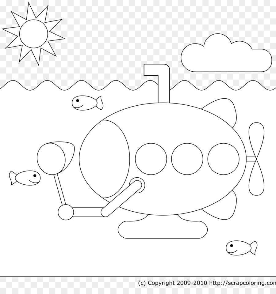 Coloring book Yellow Submarine Coloring Pages For Christmas others
