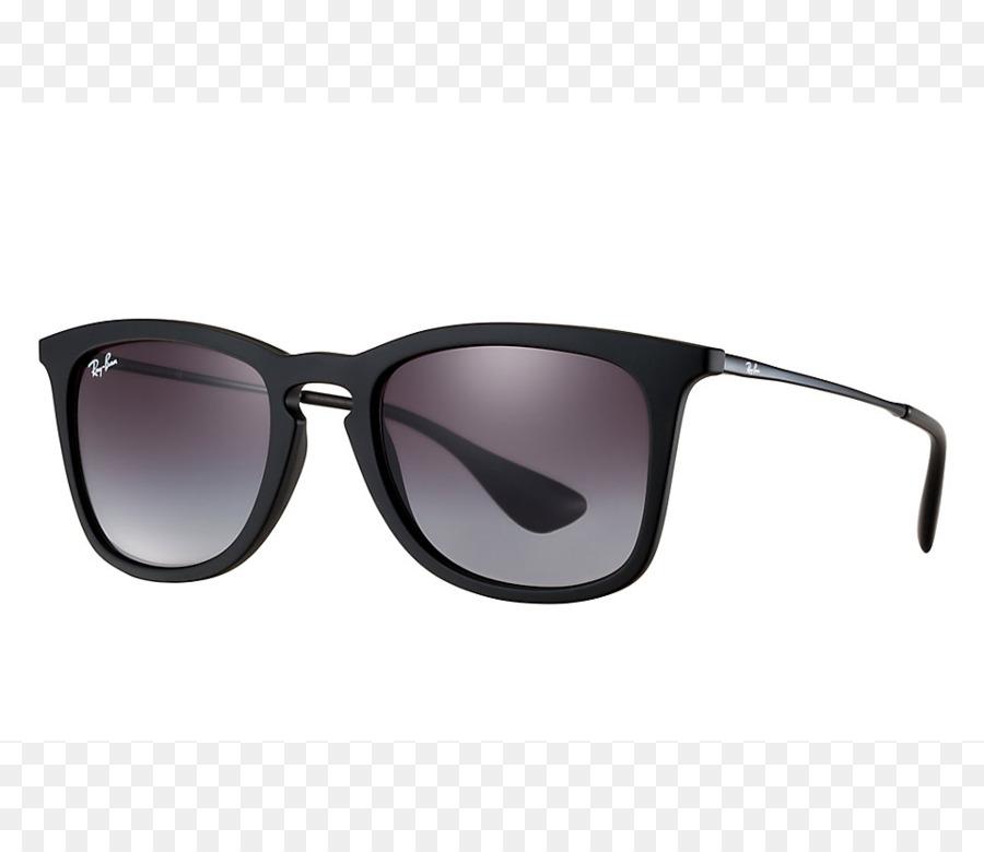 81ae84fa57ae9 Ray-Ban Chris Óculos de sol Ray-Ban RB3578 Ray-Ban Erika Clássico - óculos  de sol preto