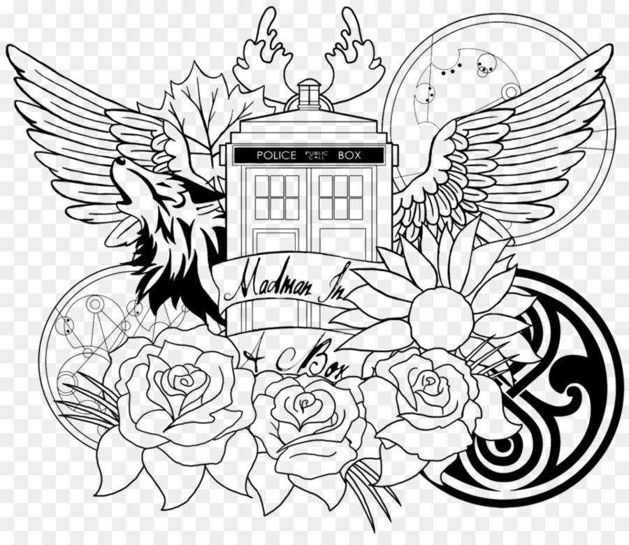 Libro para colorear de Doctor who: El Libro para Colorear de Amy ...