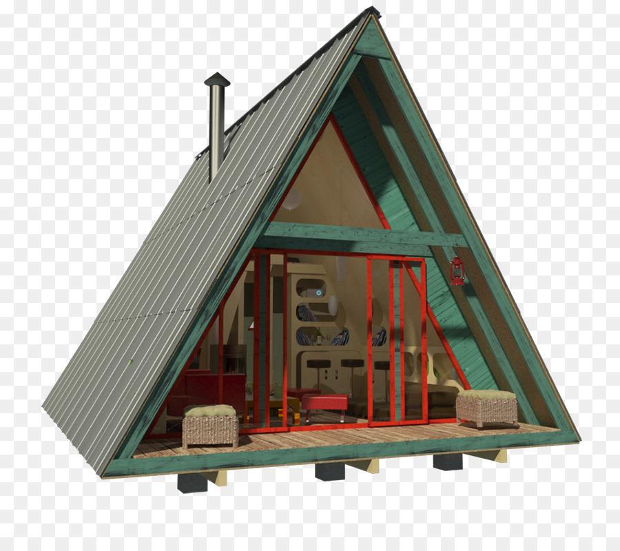 A-frame-Haus-plan Fachwerk - Haus png herunterladen - 800*800 ...
