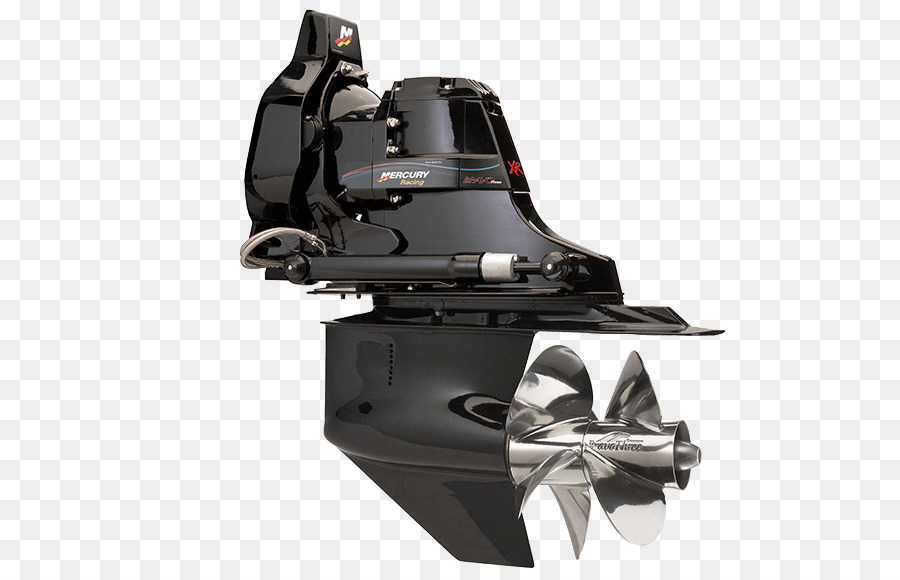 Fuel injection Sterndrive Mercury Marine Contra-rotating propellers Engine - engine