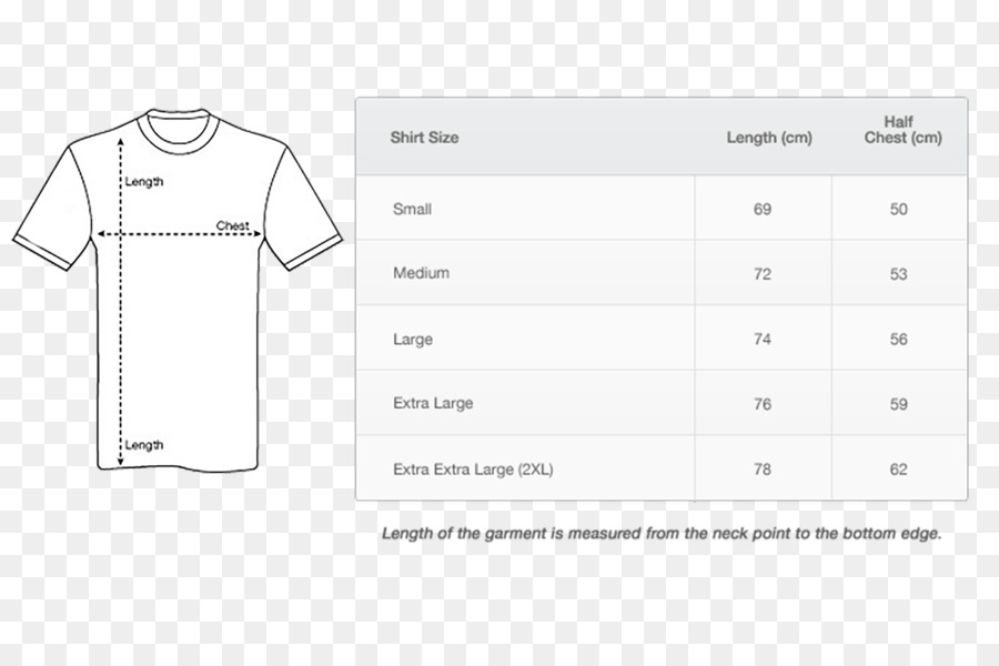 kisspng t shirt clothing collar sizing size chart 5aedf5950f6313.9776262515255443410631 t shirt clothing collar sizing size chart png download 1300*860