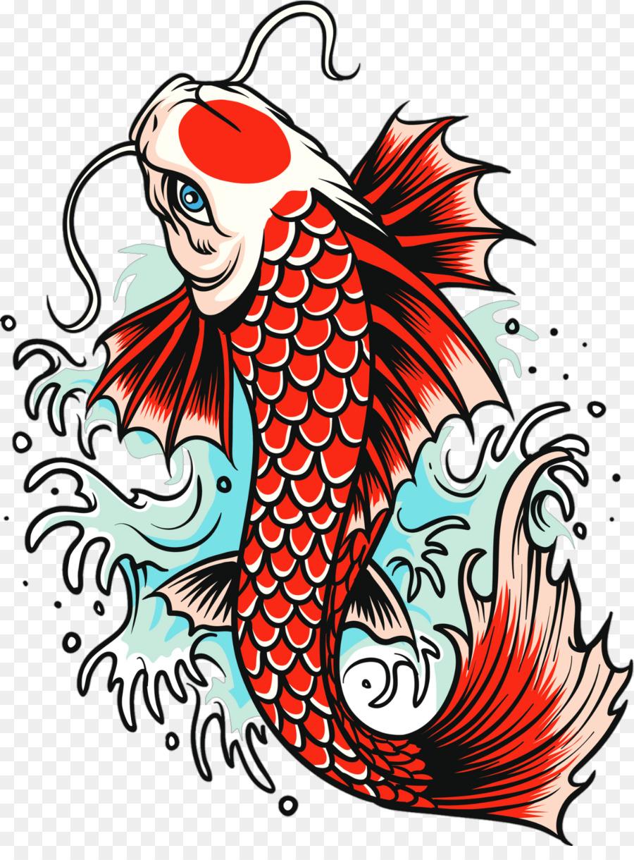 Татуировка рыбы может быть и мужской и женской, а соответственно значения ее различаются.