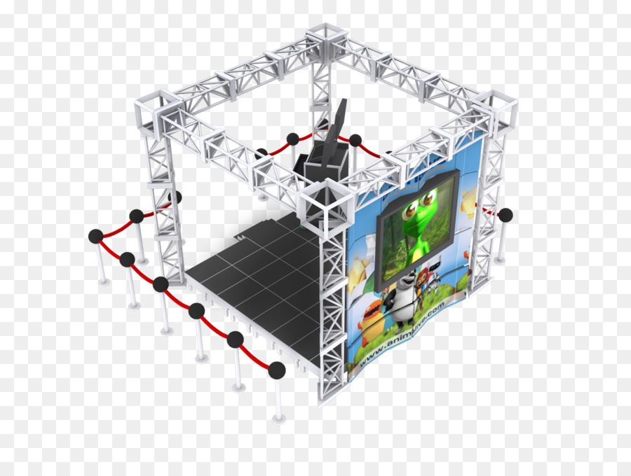 Exhibition Booth Animation : Exhibition stand design arla foods fly through youtube