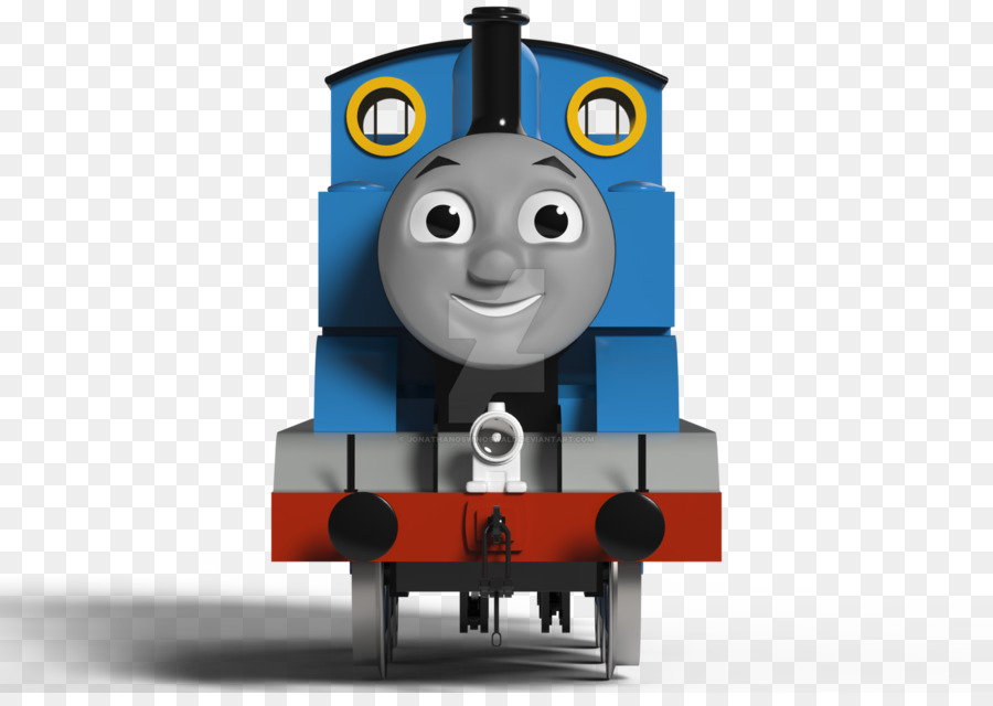 Thomas The Train Background png download - 1600*1117 - Free