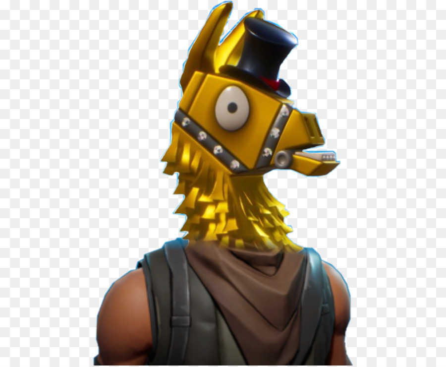 Fortnite Battle Royale Llama Epic Games Video Game Others Png