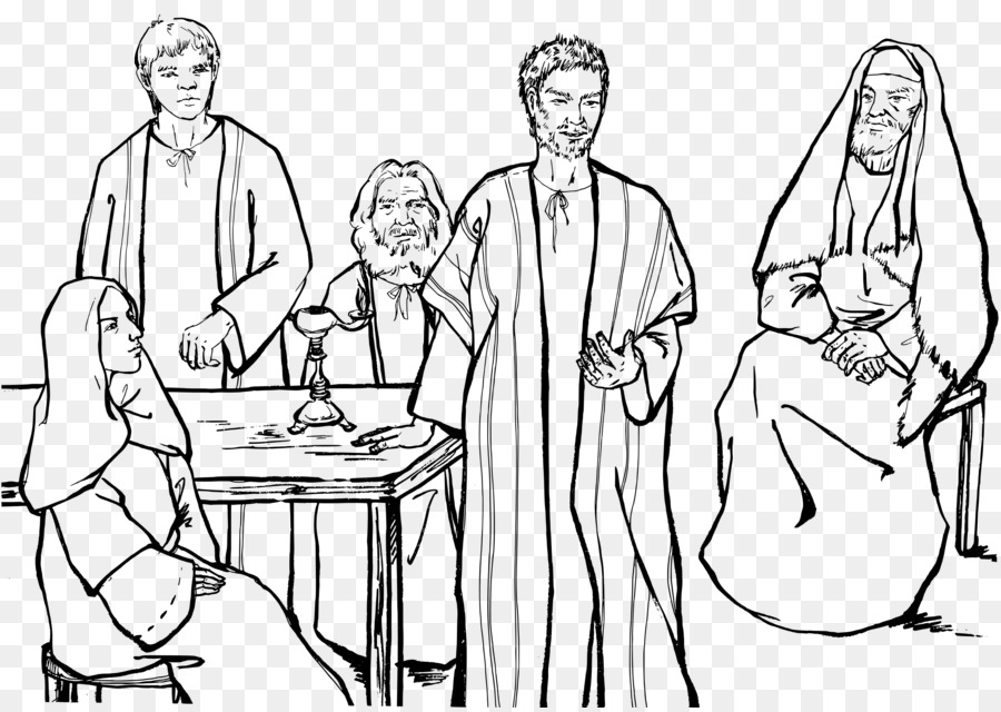 Lystra Conversion Of Paul The Apostle Bible Coloring Book