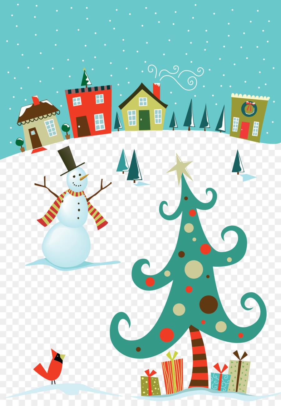 Christmas Tree Christmas Ornament Character Clip Art Gong Xi Fa
